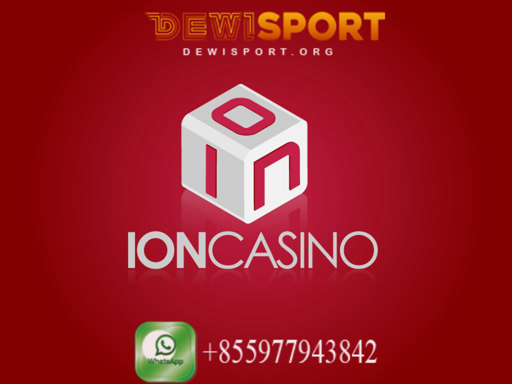 Login ION Casino di Agen Ion777 Resmi